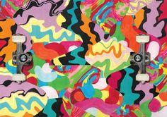 all over print, Rosa van der Horst