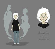 The Graveyard Book, Neil Gaiman, Fandoms, Books, Anime, Movies, Movie Posters, Fictional Characters, Art