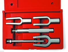 Pickle Fork Kit Tool set for separating Ball Joints, Tie Rods and Pitman Arms