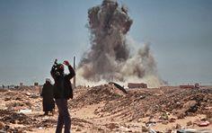 Islamistische Kämpfer haben am Samstag den libyschen Öl-Hafen Ras Lanuf angegriffen, der von der Armee unter Führung von Marschall Chalifa Haftar kontrolliert wird. Das sagte der libysche Armeesprecher Ahmed al-Mismari gegenüber AFP.