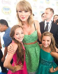 Red carpet with Taylor Swift!
