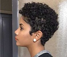 Short Hairstyles For Natural Hair Beauteous 101 Short Hairstyles For Black Women  Natural Hairstyles  Black
