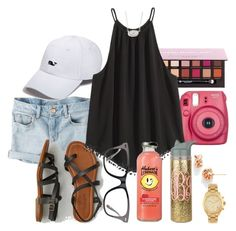 Oh, so priceless! by hey-faith on Polyvore featuring polyvore fashion style American Eagle Outfitters Michael Kors Kate Spade Kendra Scott Ray-Ban Vineyard Vines Anastasia Beverly Hills Fujifilm country clothing