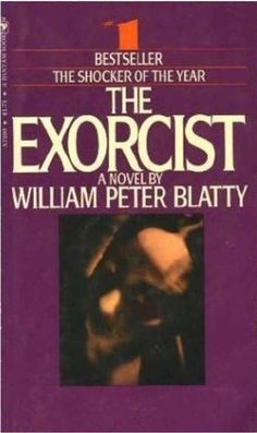 The 50 Scariest Books of All Time.  The Exorcist.  GOOD.