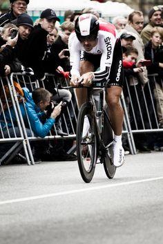 Fabian Cancellara, Copenhagen 2011 Foto: Simon Lilholt