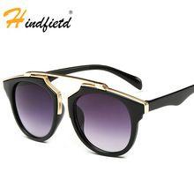 5ea39d0c59532 New Fashion Cat Eye Sunglasses Women Brand Designer Vintage Sun Glasses Men  Women Glasses Oculos De Sol Feminino 15702