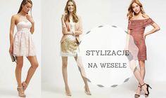 Stylizacje na wesele   fitandfashion.pl