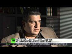 Saakashvili era ends as Georgia elects new president(OFFICIAL VIDEO)