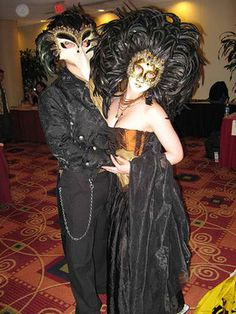 Masquerade Ball Parties