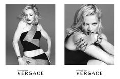 Madonna Is the New Abs of Versace