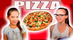 Как делать пиццу