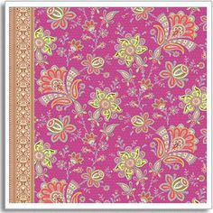 Amy Butler Fabrics ~ love!