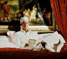 """David Niven en """"Casino Royale"""", 1967"""