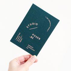 The new website is online !  Studio Posen