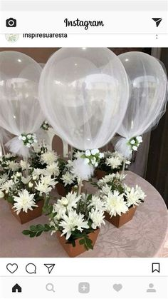 Wedding Centerpieces, Wedding Table, Diy Wedding, Wedding Flowers, Dream Wedding, Wedding Decorations, Baptism Decorations, Anniversary Decorations, Civil Wedding