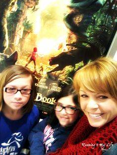 The Jungle Book... What a great message! #thejunglebook