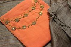Вышивка бисером и золотом