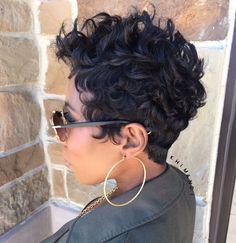 #khimandi #pixie #shorthair I LOVE short hair!! #Hair !!