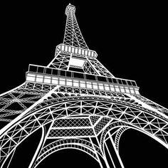 Cognosco, Paris, Eiffel Tower, 2011 / 2015 © www.lumas.de/ #Lumas