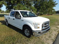 2015 FORD F-150 for sale at Don Bulluck Chevrolet, Inc.