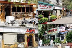 Salt Water Cafe, Kamling, Shiv Sagar and Chopsticks were issued notices on September 30 for covering the open space before them; demolition to commence within a fortnight New Mumbai, Mumbai News, Shiv Sagar, Chopsticks, September, Salt, Restaurant, Cover, Running The Gauntlet
