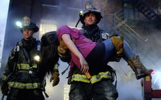 """""""Chicago is the city of heroes. Season 4 of #ChicagoFire begins Tuesday, October 13 on NBC."""""""