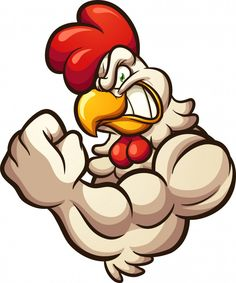 Find Strong Cartoon Chicken Mascot Flexing Arm stock images in HD and millions of other royalty-free stock photos, illustrations and vectors in the Shutterstock collection.