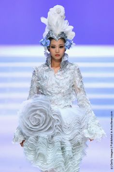 China Fashion Week A/W 2011. Часть I