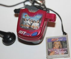 Check out Hit Clips from Totally Awesome 90's Tech Toys...OHHH man i remember that , it was the coolest thing ever back then :)