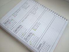 Bullet journal — система планирования, удобная всем - Ярмарка Мастеров - ручная работа, handmade