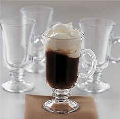 Irish Coffee Mug - 8oz.