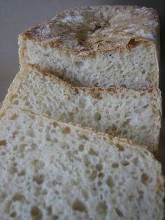 De sabor buenísimo, mejor que cualquier pan que se pueda comprar en una panadería. - Receta Otro : Pan de trigo en panificadora por Natalia cocino y disfruto Food, Gm Olla, Breads, Gluten, Recipes, Tomato Bread, Bread Recipes, Postres, Bread Machine Bread