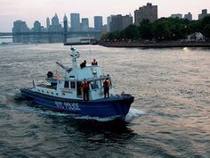 NYPD- East River
