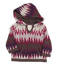 Baby Maya Hoodie - New In - Browse - baby girls   Peek Kids Clothing