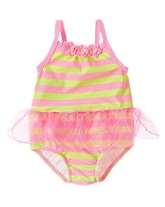 Just bought this bathing suit for my baby girl. Couldn't resist!