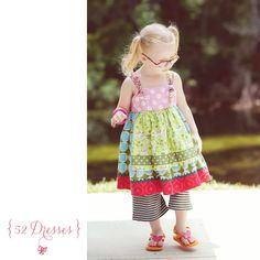 {52 Dresses} from Simply b Photos! She's photographing her daughter each week in a different dress and then giving it away! This week she's giving away a MATILDA JANE KNOT DRESS!!