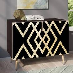 New Jesse Inbetween Accent Cabinet by Wade Logan kitchen dining furniture sale. offers on top store Refurbished Furniture, Cabinet Furniture, Upcycled Furniture, Painted Furniture, Diy Furniture, Urban Furniture, Antique Furniture, Cheap Furniture Makeover, Furniture Design