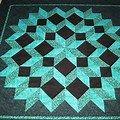 Broken Carpenters Star Quilt Pattern