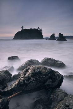 Ruby Beach, Olympic National Park.