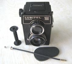 LOMO LUBITEL 166  Russian TLR Medium 6x6 Camera #Lubitel