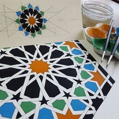 #islamic geometric pattern