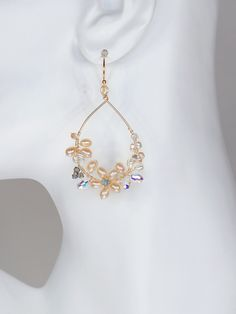 Jewellery FLYWY 18K gold necklace lucky four-leaf clover rose gold female model diamond clavicle chain Christmas birthday gift