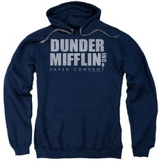 "Checkout our #LicensedGear products FREE SHIPPING + 10% OFF Coupon Code ""Official"" The Office / Dunder Mifflin Distressed-adult Pull-over Hoodie - The Office / Dunder Mifflin Distressed-adult Pull-over Hoodie - Price: $49.99. Buy now at https://officiallylicensedgear.com/the-office-dunder-mifflin-distressed-adult-pull-over-hoodie"