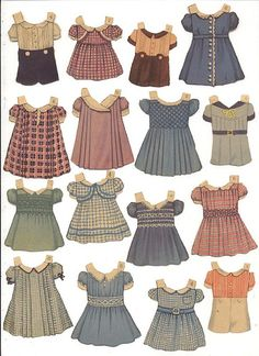 Queen Holden Paper Dolls great vintage dresses The post Queen Holden Paper Dolls appeared first on Paper Diy. Diy Vintage, Moda Vintage, Vintage Images, Paper Dolls Clothing, Doll Clothes, Moda Kids, Paper Dolls Printable, Vintage Paper Dolls, Paper Toys