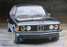 BMW E-21