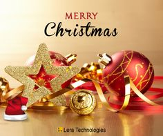 Lera wishes you a blessed holiday season. May this Christmas bring you joy, peace and happiness.
