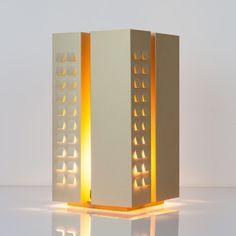 Located using retrostart.com > Sïesta Desk Lamp by Maija Liisa Komulainen for Raak Amsterdam