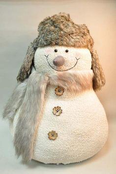 Милые и чудесные снеговички для вдохновения и новых идей нашим талантливым рукодельницам :) &he…