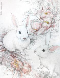 Tenderness by Larissa Gryva, via Behance