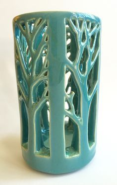 ceramic tree carving - Google Search